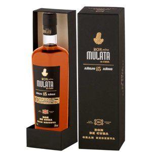 Ron Palma Mulata 15y 0,7l 38%