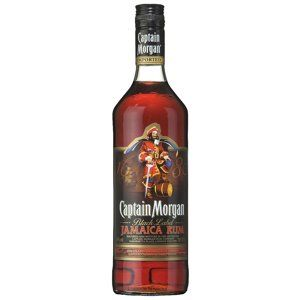 Captain Morgan Black Jamaica 0,7l 40%