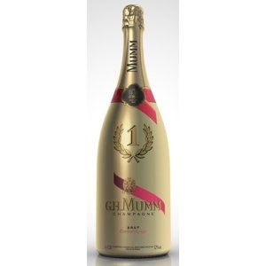 Mumm Cordon Rouge F1 Gold Sleeve Brut 1,5l 12%