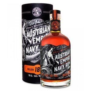 Austrian Empire Navy Rum 18y 0,7l 40% Tuba