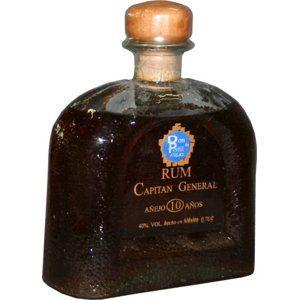 Capitan General Anejo Black 10y 0,7l 40%