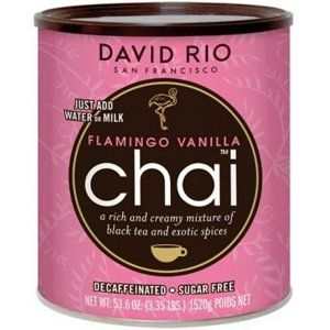 David Rio Flamingo Vanilla Chai 1520g