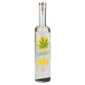 Cannabis Vodka 0,5l 40%