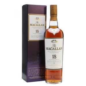 Macallan Sherry Oak 18y 0,7l 43%
