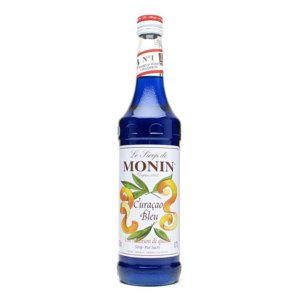 Monin Curacao Blue 1l