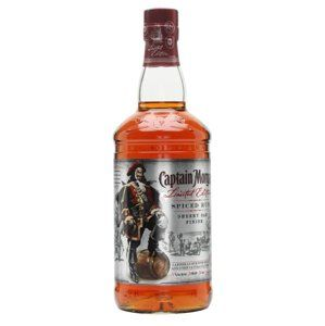 Captain Morgan Sherry Oak Spiced  0,75l 35% L.E.