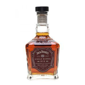 Jack Daniel's Single Barrel Rye 0,7l 45%