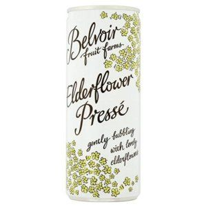 Belvoir Elderflower Presse Can 0,25l