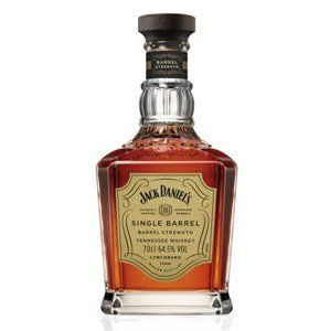 Jack Daniel's Single Barrel Strength 0,7l 64,5%