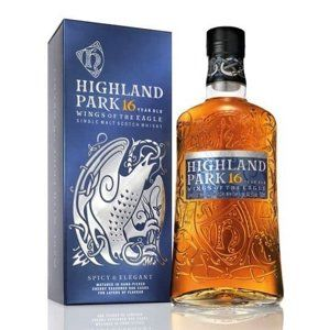 Highland Park Wings of the Eagle 16y 0,7l 44,5%
