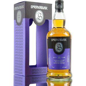 Springbank 18y 0,7l 46%