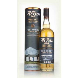 The Arran Malt The Bothy Quarter Cask Batch No.3 Cask Strength 0,04l 53,2%
