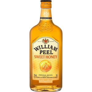 William Peel Sweet Honey 0,7l 35%