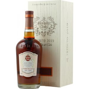 Havana Club Tributo 2019 0,7l 40% GB L.E.