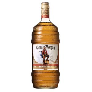 Captain Morgan Gold Spiced  1,5l 35% Barrel