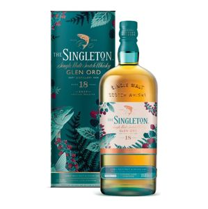 Singleton Glen Ord 18y 0,7l 55% GB