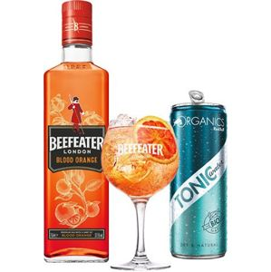 Beefeater Blood Orange & Tonic set