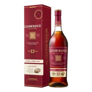 Glenmorangie Accord 12y 43% 1l