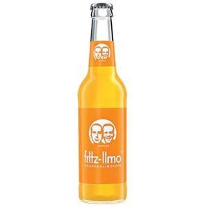 Fritz Limo Orange 0,33l