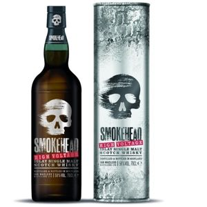 Smokehead High Voltage 0,7l 58%