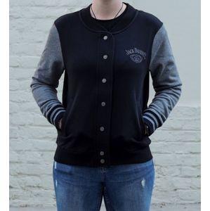Jack Daniel's Mikina College Vest Dámská L