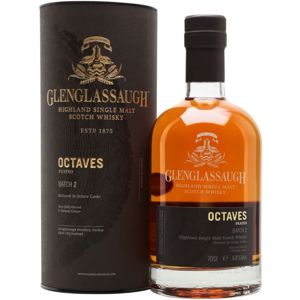 Glenglassaugh Octaves Batch 2 Peated 0,7l 44%