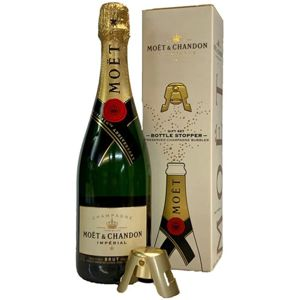 Moët & Chandon Imperial Brut Bottle Stopper 0,75l 12,5% GB