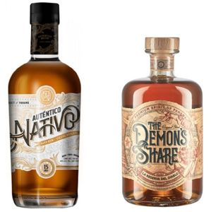 Demon's Share & Nativo Autentico 15y 2×0,7l 40%
