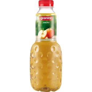 Granini Jablko 100% džus 6×1l PET