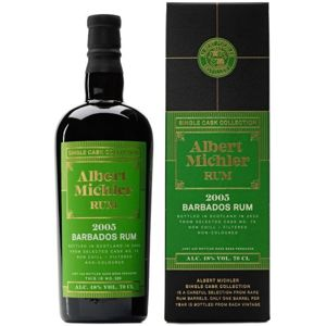 Albert Michler Single Cask Barbados 0,7l 48% GB