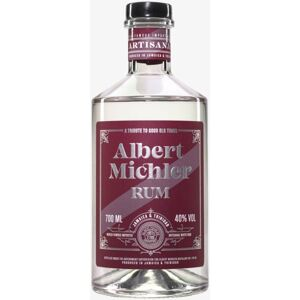 Albert Michler Rum White 0,7l 40%